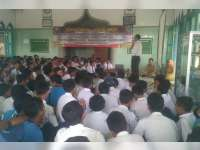 Sat Narkoba Polres Bojonegoro, Berikan Binluh ke Sekolah