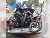 Akibat Rem Blong, 5 Kendaraan Terlibat Kecelakaan Beruntun, 1 Orang  Meninggal Dunia