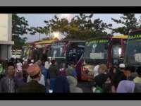 1.086 Calon Jamaah Haji asal Bojonegoro Diberangkatkan ke Asrami Haji