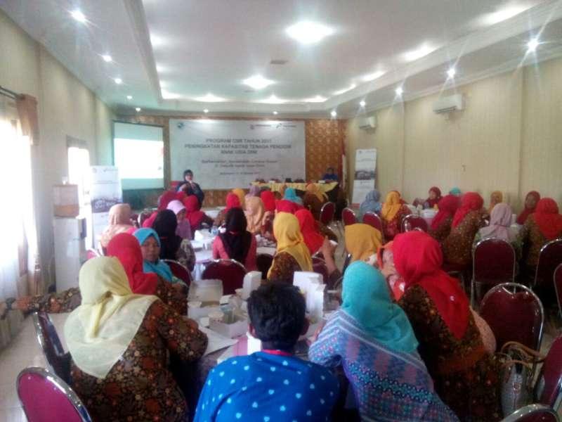 pepc gelar seminar pendidikan karakter bagi guru paud