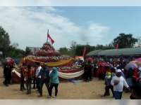 Desa Kumpulrejo Kecamatan Kapas Gelar Festival Waluh, Ajang Promosi Potensi Desa
