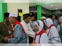 353 Jamaah Calon Haji Kabupaten Blora Hari Ini Bakal Terbang Ke Madinah