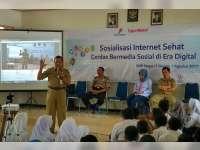 Disdik Bojonegoro Apresiasi EMCL dan RTIK Gelar Kampanye Internet Sehat ke Sekolah-Sekolah