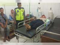 Pengendara Motor di Baureno Jadi Korban Tabrak Lari
