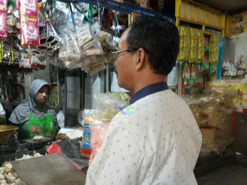 Dinas Perdagangan Bojonegoro, Tidak Ditemukan Garam Bercampur Kaca