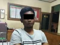Polres Bojonegoro Amankan Seorang Pemilik Sedot Pasir Mekanik di Sungai Bengawan Solo