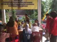 Polres Bojonegoro Adakan Pengobatan Massal di Negeri Atas Angin Kecamatan Sekar