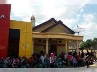 Polres Bojonegoro Tetap Berikan Pelayanan Maksimal Bagi Pemohon SKCK