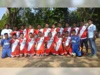 Bojonegoro Selection Kalahkan Batenos FC Nganjuk 1-0