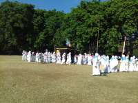 Siswa SD Muhammadiyah 2 Bojonegoro Ikuti Manasik Haji