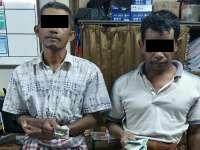 Polisi Ringkus Seorang Bandar dan Dua Penombok Judi Dadu di Purwosari