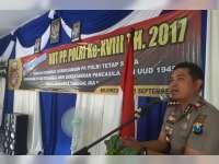 Kapolres Bojonegoro Ajak Purnawirawan Polri Awasi Kelompok Radikal dan Ormas Terlarang