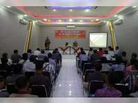 Modernisasi Pelayanan, Polres Bojonegoro Gelar Pelatihan Aplikasi E-Penyidikan