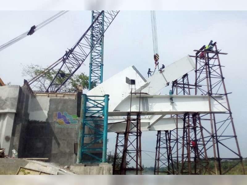 Jembatan Bojonegoro – Trucuk Ditargetkan Selesai Akhir 2017