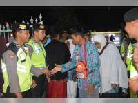 Jamaah Haji Kloter 38 Tiba Di Blora