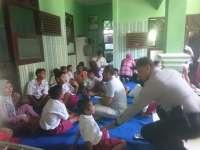 Diduga Keracunan Terang Bulan, 27 Siswa SD Penuhi Puskesmas di Parengan Tuban