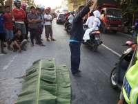 Kecelakaan di Kalitidu, Pembonceng Motor Meninggal di Tempat