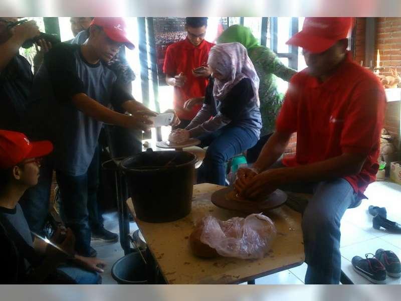 Melihat Kampung Keramik di Desa Balong Kecamatan Jepon - Blora