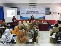 EMCL Bersama Yayasan Surya Gelar Pelatihan Matematika Metode Gasing