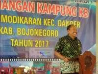 Fokus Kesejahteraan Tingkat Desa, Pemkab Bojonegoro Bentuk Kampung KB