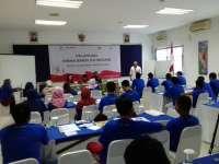 EMCL Berasama FPKT Gelar Pelatihan Manajemen Outbound