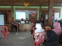 Dinkes Sosialisasi Imunisasi dan PTM Kepada Warga Meduri