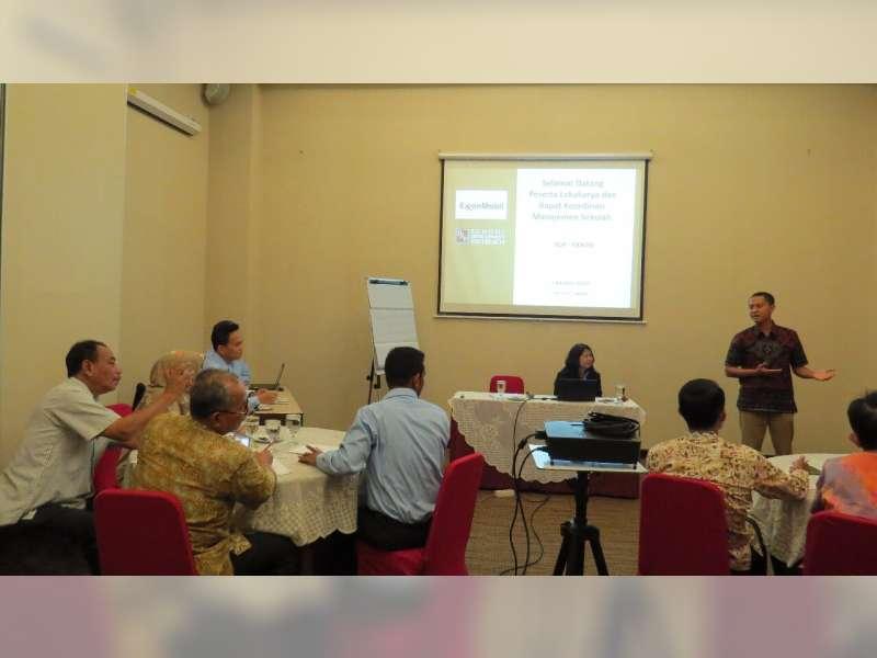 6 Sekolah Dari Bojonegoro dan Tuban Kunjungi Sekolah Bertaraf Internasional di Jakarta
