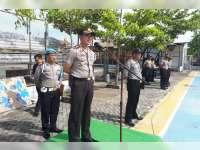 Kapolres Bojonegoro Bangga Anggotanya Mendapat Penghargaan dari Kapolri