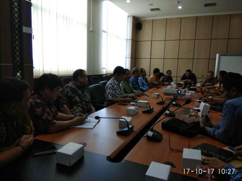 Pemkab Gelar Pertemuan Bahas Pengembangan Proyek JTB