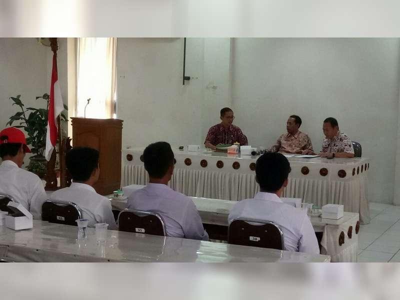 Tiga Peserta Lolos Seleksi Calon Kades PAW Desa Beged, Diumumkan