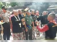Prosesi Pengambilan Api Abadi HJB ke-340 di Lokasi Wisata Khayangan Api