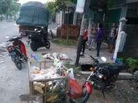 Kecelakaan Beruntun di Kapas 2 Orang Babak Belur