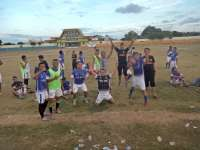 Tandang ke Tuban, Tim Polres Bojonegoro Menang 2-0