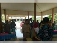 Desa Jari Awali Pelantikan Perangkat Desa Baru di Kecamatan Gondang