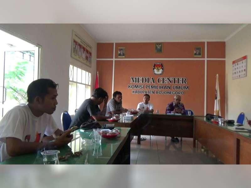 KPU Bojonegoro Terima Masukan dari Masyarakat