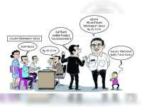 Biaya Pelantikan Dilarang Dibebankan Pada Perangkat Desa Yang Akan Dilantik