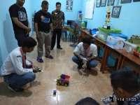 Pelajar SMAN 1 Baureno Raih Prestasi Lomba Robotik di Jepang