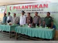 Hingga Hari Ini, 44 Desa di 17 Kecamatan Telah Laksanakan Pelantikan Perangkat Desa