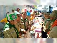Milad Muhammadiyah ke 105, SD Muda Bo Gelar Market Day