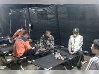 Hingga Petang ini Warga Kalitidu Korban Tenggelam di Bengawan Solo Belum Ditemukan
