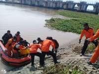 Korban Tenggelam di Sungai Bengawan Solo Kalitidu Berhasil Ditemukan