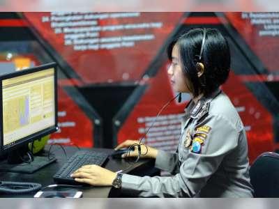 Polres Bojonegoro Luncurkan Layanan Call Center Polri 110