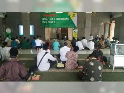 Kapolres Bojonegoro Ajak Takmir Masjid Cegah Paham Radikalisme