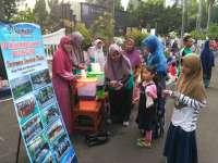 SD Muhammadiyah 2 Bojonegoro Buka Stan Budaya Literasi
