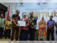 Bupati Bojonegoro Terima Penghargaan Natamukti dari Kemenkop UKM