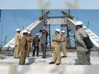 Jembatan Sosrodilogo Selesai Dibangun Akhir Desember 2017