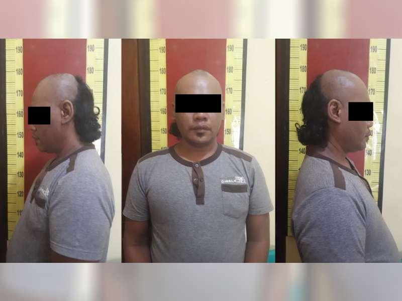Berkenalan Lewat Facebook Lalu Tipu Korbannya, Seorang Warga Nganjuk Ditangkap Polisi