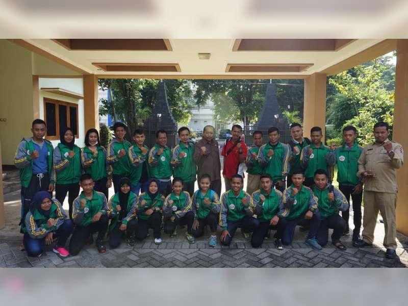 IPSI Bojonegoro Berangkatkan 30 Atlet, Ikuti Kejurprov di Sidoarjo