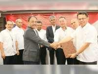 Kontrak EPC GPF Proyek Pengembangan Lapangan Gas Unitisasi JTB Ditandatangani