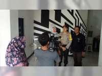 Cipta Kondisi Jelang Pemilukada, Kapolres Bojonegoro Kunjungi Sejumlah Media